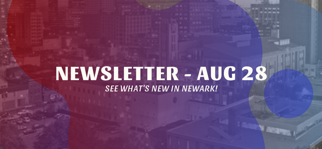 Newsletter – Aug 28th