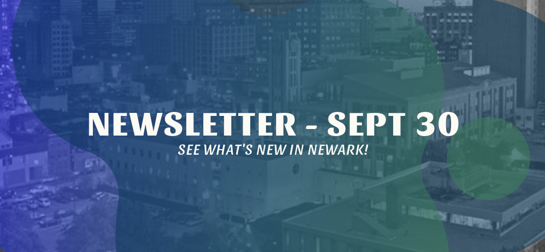 Newsletter – Sept 30
