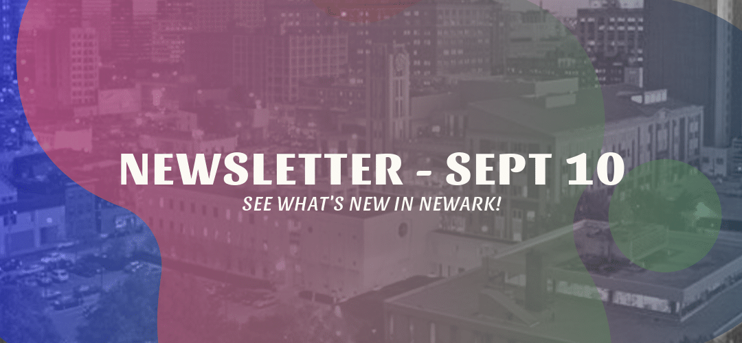 Newsletter – September 10