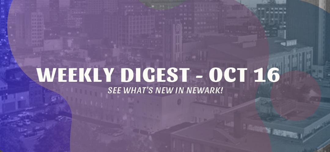Newsletter – October 16