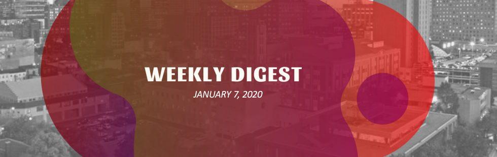 Newsletter – January 7