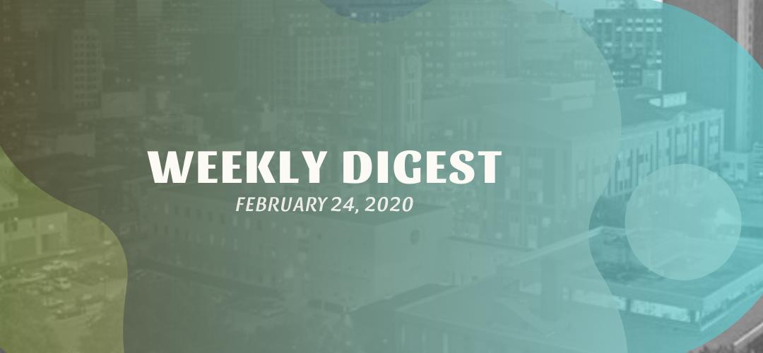 Newsletter – February 24