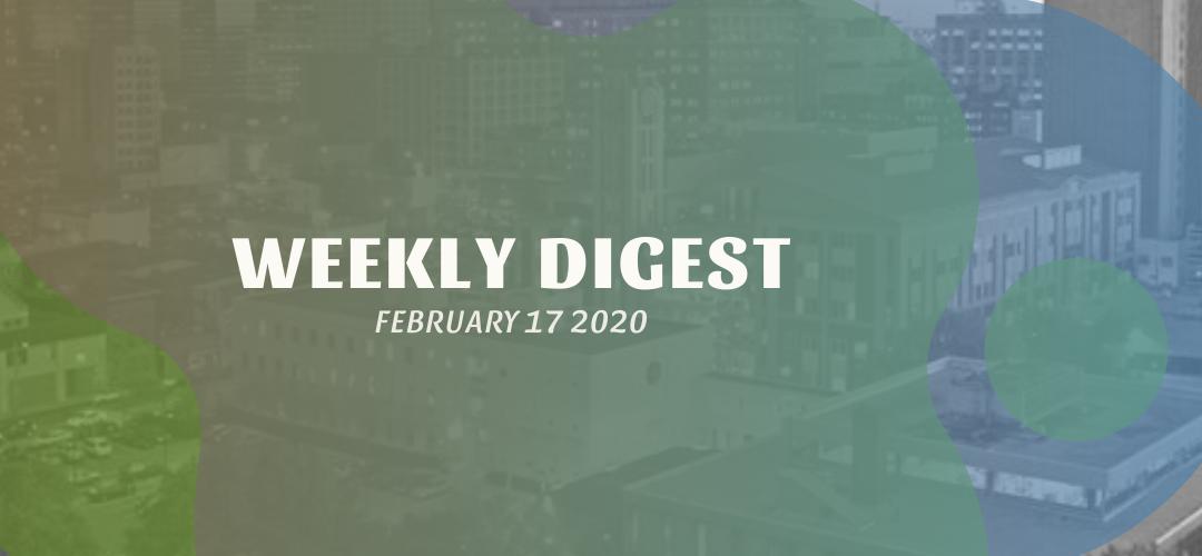 Newsletter – February 17